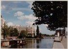 Stadhouderskade 159-160 bij kruising met de Amstel en links het Amstel Hotel, Pr…