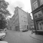 Prinsengracht 206 (ged.) - 222 vrnl, met tussen 206 en 208 Rozenstraat 3