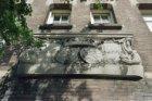 Valeriusstraat 198, de gevelsteen van het Fontainehofje, oorspronkelijk afkomsti…