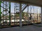 Bouw van het nieuwe Muziekmakerscentrum MuzyQ op Atlantisplein 1
