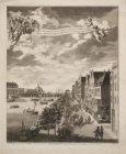 Afbeeldinge van 's Lands Magazijn, Timmerwerf, Dok en Oorloghschepen