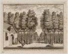 Overzight, de Lustplaats van den Hr. Hendrik Hermansz in de kromme Schagerlaan, …