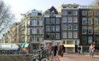 Prinsengracht 288 (ged.)-294 (v.r.n.l.) met nieuwbouw