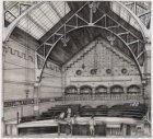 Interieur Beurs van Berlage, Damrak, 213-247