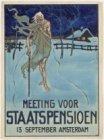 Meeting voor staatspensioen 13 september Amsterdam