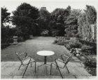De tuin van villa De Volewijck