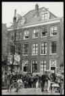 Twee panden behorende tot het Binnengasthuis aan de Oudezijds Achterburgwal 229 …