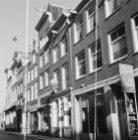 Oude Hoogstraat 1 - 15 (ged.), gevels