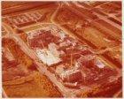 Luchtfoto van de Frankemaheerd en omgeving gezien in noordwestelijke richting