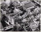Luchtfoto van de Keizersgracht en omgeving gezien in zuidoostelijke richting