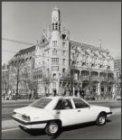 Leidseplein 28, American hotel. Links Leidsekade 92 (ged.) - 97