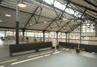 Entresol in het Centrum Beeldende Kunst aan de Oranje-Vrijstaatkade 71