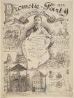 Promotieplaat van E.P.F.A. v.d. Bogaert, 20 Januari 1885