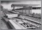 Afbraak van het oude Station Sloterdijk
