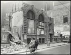 Amstelstraat 14-18, afbraak van het Centraal Theater