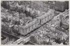 Luchtfoto van de Vijzelstraat en omgeving gezien in noordwestelijke richting