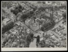 Luchtfoto het Koningsplein