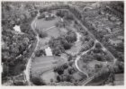 Luchtfoto van het Vondelpark en omgeving gezien in westelijke richting