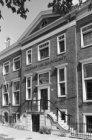 Waterlooplein 211, Academie voor Bouwkunst, ingangspartij