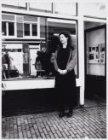 Open ateliers in de Jordaan, Anne M. Bonte, Noorderkerkstraat 4 huis