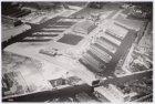 Luchtfoto van de Centrale Markthallen, Jan van Galenstraat 4, gezien in noordoos…