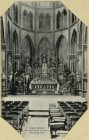 Hoofdaltaar in de Onze Lieve Vrouwe Kerk, Keizersgracht 218-220