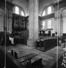 Wittenburgergracht 25, Oosterkerk, interieur met blik op het orgel
