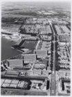 Luchtfoto van Slotermeer, gezien naar het westen