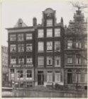 Keizersgracht 86 (ged.)-90 (v.r.n.l.). Nummer 90 firma De Snelstrijker en de ing…