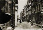 Oude Hoogstraat 27-23 en lager (rechts, v.r.n.l