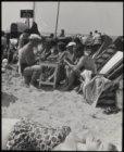 Zandvoort aan Zee, badgasten