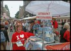Hobbemastraat met de Uitmarkt 2005