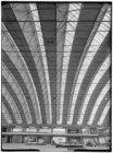 Europaplein 8. Interieur van het nieuwe RAI-gebouw in aanbouw
