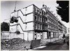 Jan van der Heijdenstraat 99-117. Huizen ervoor zijn en worden gesloopt in verba…
