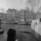 Brouwersgracht 163 - 175 en links Palmstraat 3 (ged.) - 5 (ged.)