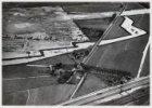 Luchtfoto van de Uitweg en het Slotermeerplan in aanleg gezien in zuidwestelijke…