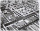 Luchtfoto van Slotermeer met de Burgemeester van Tienhovengracht, gezien naar he…