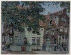 Amsterdam - Hoek Prinsengracht en Westermarkt