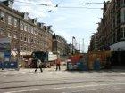 Ferdinand Bolstraat 59 t/m 113 (links, v.l.n.r.), gezien vanaf kruising Albert C…