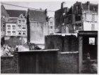 Korte Prinsengracht 22-26 vanaf de achterzijde gezien. Op de achtergrond de Haar…
