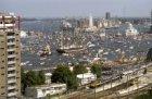 Sail Amsterdam 2005 op Het IJ