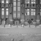 Binnenkant 6-7, de zij-ingang van het Scheepvaarthuis, Prins Hendrikkade 108-114