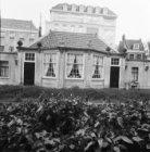 Herengracht 434-438, tuinhuis, op de achtergrond achtergevels Keizersgracht 469 …