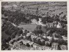 Luchtfoto van het Vondelpark en omgeving gezien in noordoostelijke richting. Nab…