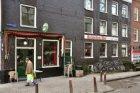 Prinsengracht 296, zijgevel café De Eland