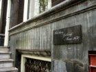 "Keizersgracht 524 met detail van ""Het Huis Geloof"""