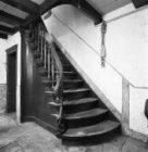 Singel 18, trappenhuis uit het laatste kwart van de 18e eeuw