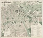 Amsterdam (recto); Map of Amsterdam and Concise Guide (verso)