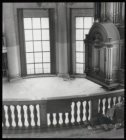 Singel 11, Ronde Lutherse Kerk, interieur met orgel