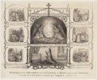 Herinnering aan het vijfde eeuwfeest van het H. Sacrament van Mirakel plegtig ge…